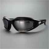 スポーツサングラス 交換レンズ4色セット