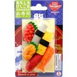 IWAKO Sushi Blister Pack Eraser
