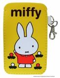 【ナース雑貨】【携帯ケース】【miffyミッフィー 】ソフトペンケース イエロー