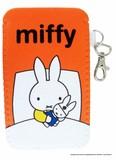 【ナース雑貨】【携帯ケース】【miffyミッフィー 】ソフトペンケース オレンジ