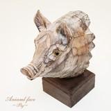 【SALE!】Pig アニマルフェイス(AO-201)