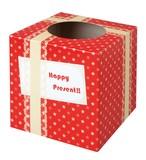【イベント用品】紙 抽選箱 Happy Present!!