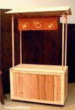 【販売 什器】屋台 装飾一式セット(※のれん含まれない)