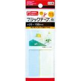 マジックテープ白粘着剤付25×150mm日本製 29-563