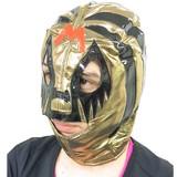 【コスプレ/マスク】マスカラス 2色/メキシカンレスラーマスク/コスチューム