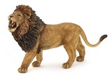 【papo】WILD ANIMALS ライオン(吠) 人形 フィギュア