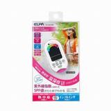 ELPA 携帯型温湿度計 ET-UV01PK