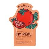 【シートマスク】アイムリアルマスクシートトマト