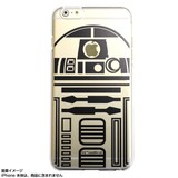 カスタムカバー iPhone 6 PLUS STAR WARS(R2-D2)