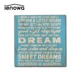 【特価商品】お部屋の雰囲気がアップするウォールデコレーション <ienowa/A DREAM>