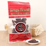 【Tengu】(テング)ビーフステーキジャーキー ホット(100g)