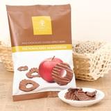 ミルクチョコレートコート アップル クリスプス
