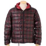 【決算特別SALE】【参考上代20%】軽量ダウン風  中綿ジャケット  フード付き  3柄でお選びください。