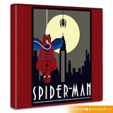 スパイダーマンのアートパネル(mvl-0023)