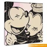 ミッキー&ミニーのファブリックボード(dsn-0223)
