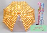 ◆2015 S&S新作◆ 【ティット スキット】子供用雨傘  くじらプリントPOE