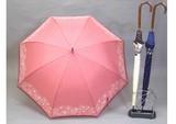 ◆2015 S&S新作◆【ケンショー・アベ・ファム】婦人用雨傘  フラワースケッチプリント