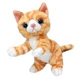 【いっしょがいいね】ビーンズぬいぐるみ(2Sサイズ) トラ猫