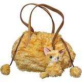 【いっしょがいいね】猫 巾着風バッグ トラ猫