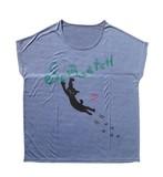 【スクラッチ】Tシャツ スクラッチ(ネイビー)