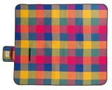 Picnicle Picnic Blanket Madras Outdoor Good This Taiwan