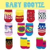 ★☆SALE☆★ 【ベビー】ブーティ * 少し丈のある赤ちゃん用靴下です♪
