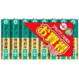 三菱(MITSUBISHI)アルカリ乾電池単4型×8本 LR03U/8S
