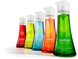 【method】アメリカ発 エコな食器用洗剤「ディッシュソープ」