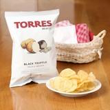 ★大人気商品★ 【TORRES/トーレス】黒トリュフポテトチップス