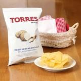 ★大人気商品★ 【TORRES/トーレス】地中海ソルトポテトチップス
