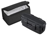 LOCKFOUR Lunch Box 2 Steps Cold Insulation Bag