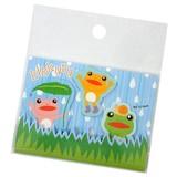 【キックル】付箋(雨)