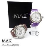 【MAX XL WATCHES】 5-MAX510 5-MAX516 腕時計