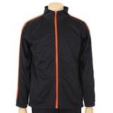 Color Items Black Base Tricot Suits 2 Pcs Line