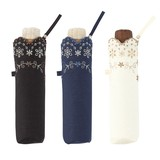 ★SPECIAL PRICE★【晴雨兼用傘】折傘 ツインフラワー刺繍 ミニ