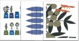 北欧の毎日フキン『e.スポンジワイプ』 アルメダール コレクション