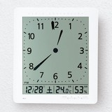 Interior Various Accessories Analog Digital Atomic Clock