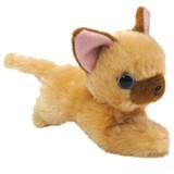 【いっしょがいいね】マグネットマスコット 茶猫