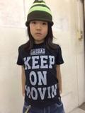 【2015年春夏新作】KEEP ON MOVIN 半袖Tシャツ<SD限定/受注生産><日本製>