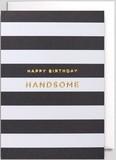【Kelly Hyatt】 グリーティングカード1027 HAPPY BIRTHDAY HANDSOME