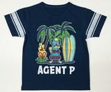 【2015年春夏新作】<キッズ/ボーイズ>エージェントP半袖Tシャツ