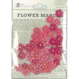 Flower Marche Micro Flower Accessories Hot Pink