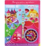 【入園・入学祝ギフトに☆子供用腕時計】アベセデール プリンセス ★3歳〜6歳ぐらいまで