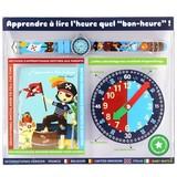 【入園・入学祝ギフトに☆子供用腕時計】コフレ・ボヌール 海賊 ★3歳〜11歳ぐらいまで