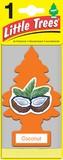 【車にお部屋に☆吊下げ式芳香剤】ココナッツ 安定の人気