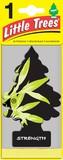 【車にお部屋に☆吊下げ式芳香剤】ストレングス 花と木とシトラスの香り