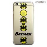 カスタムカバー iPhone 6 バットマン