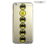 カスタムカバー iPhone 6 Plus バットマン