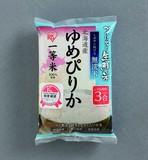 【米 ギフト 食品】生鮮米 無洗米 3合パック