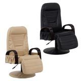 【直送可】【FLOOR CHAIR】回転座椅子 LZ-4129(送料無料)
